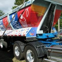 First Elmers truck