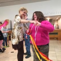 Kat Brown dance workshop
