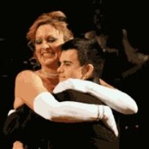Max dancing hug