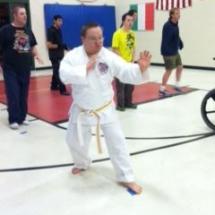 More martial arts